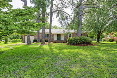 Wilmington Single Family Home Pending: 726 N College Road