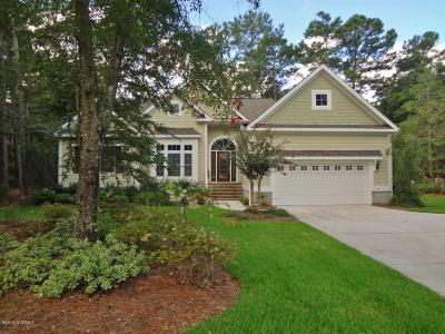 Sunset Beach Single Family Home For Sale: 943 Forest Pointe Drive