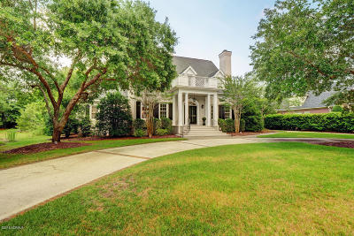 Wilmington Single Family Home For Sale: 2325 Tattersalls Drive