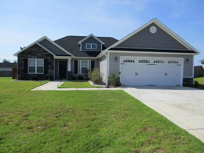 Richlands Single Family Home For Sale: 120 Prelude Drive