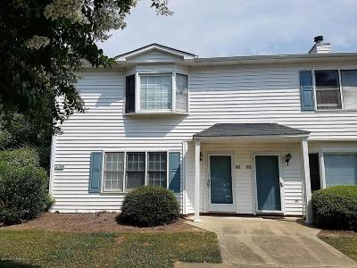 Greenville Condo/Townhouse For Sale: 1101 Grovemont Drive #A1