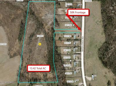 Nashville NC Residential Lots & Land For Sale: $50,000