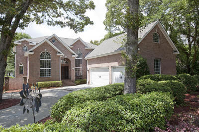 Olde Point, Olde Point Villas Single Family Home For Sale: 2004 Oyster Catcher Drive