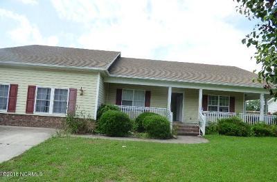 Jacksonville Single Family Home For Sale: 215 Dartmoor Trail