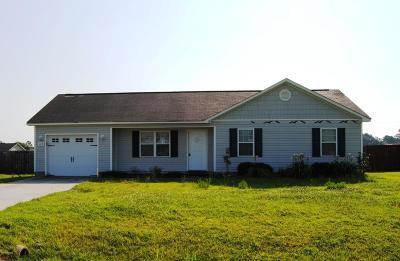 Beulaville Single Family Home For Sale: 123 Eagle Ridge Drive