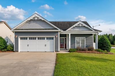 Greenville NC Single Family Home For Sale: $158,000