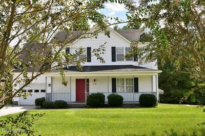 Jacksonville Single Family Home For Sale: 210 Winterberry Court