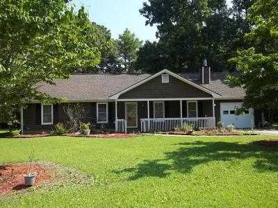 Havelock Single Family Home For Sale: 101 Cherry Branch Drive