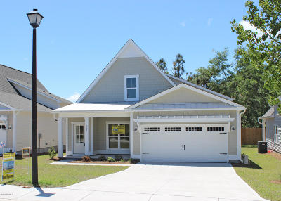 Wilmington Single Family Home For Sale: 383 Beau Rivage Drive