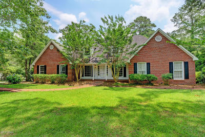 Jacksonville Single Family Home For Sale: 2228 Warrenton Way