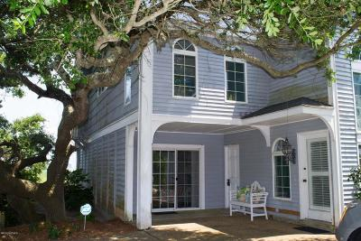 Carteret County Single Family Home For Sale: 1803 E Fort Macon Road