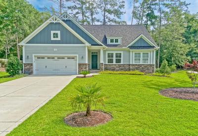 Ocean Isle Beach NC Single Family Home For Sale: $340,000
