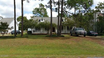 Southport Single Family Home For Sale: 103 Sigman Road