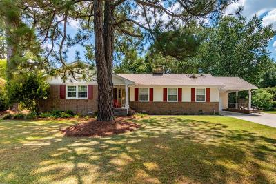Greenville NC Single Family Home For Sale: $155,500