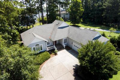 Oriental Single Family Home For Sale: 5521 Sandpiper Drive