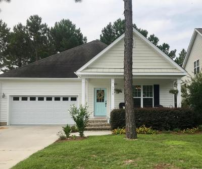 Southport Single Family Home For Sale: 3910 Meeting Place Lane