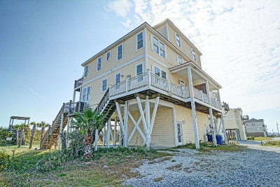 North Topsail Beach, Surf City, Topsail Beach Condo/Townhouse For Sale: 1324 New River Inlet Road
