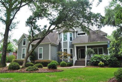Wilmington Single Family Home For Sale: 5204 Masonboro Harbour Drive