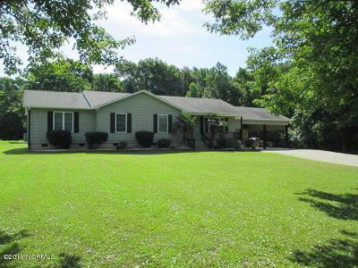 Supply Single Family Home For Sale: 814 Stone Chimney Road SW