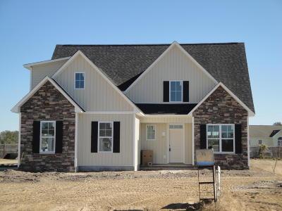 Farmville Single Family Home For Sale: 2615 Whitaker Glen Drive