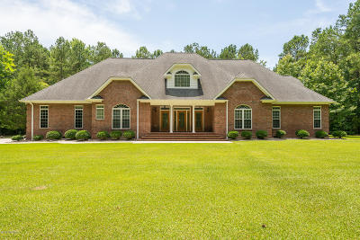 New Bern Single Family Home For Sale: 162 Skippers Lane