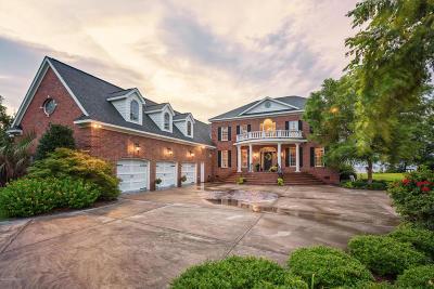 New Bern Single Family Home For Sale: 236 Drake Landing