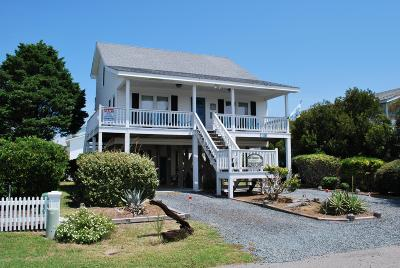 Holden Beach Single Family Home For Sale: 118 Seaview Drive