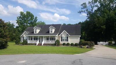 Ayden Single Family Home For Sale: 3624 John Dawson Circle