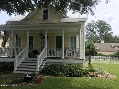 Oriental Single Family Home For Sale: 404 High Street