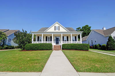 Wilmington NC Single Family Home For Sale: $399,000
