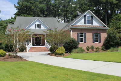 Wilmington NC Single Family Home For Sale: $479,900