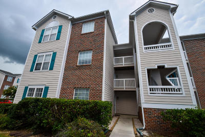 Wilmington NC Condo/Townhouse For Sale: $108,000