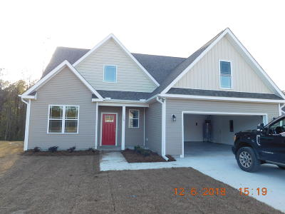 Swansboro Single Family Home For Sale: 118 Shadow Creek Drive