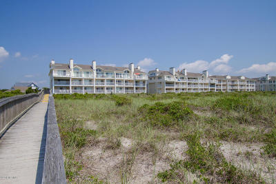Wrightsville Beach Condo/Townhouse For Sale: 2506 N Lumina Avenue #A-1