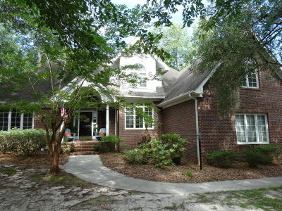 Wilmington Single Family Home For Sale: 6301 Wolfhead Court