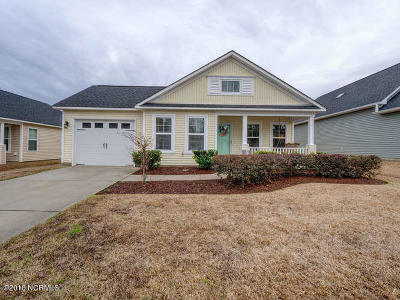 Leland Single Family Home For Sale: 1159 Mill Creek Loop