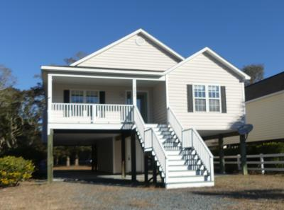Supply Single Family Home For Sale: 3634 Windy Point Road SW