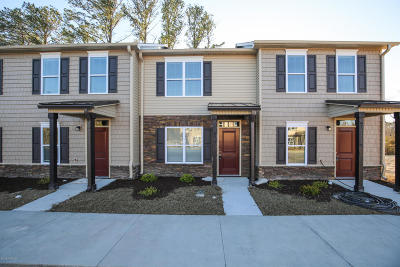 Jacksonville Condo/Townhouse For Sale: 409 Sullivan Loop Road