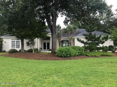 Cape Carteret Single Family Home For Sale: 309 Soundview Court