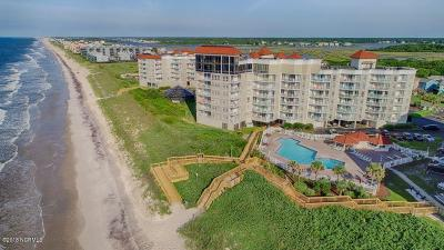 North Topsail Beach, Surf City, Topsail Beach Condo/Townhouse For Sale: 2000 New River Inlet Road #2502