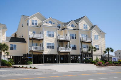 Surf City Condo/Townhouse For Sale: 201 Summer Winds Place Place #201