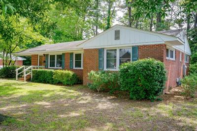Greenville Single Family Home For Sale: 100 N Elm Street
