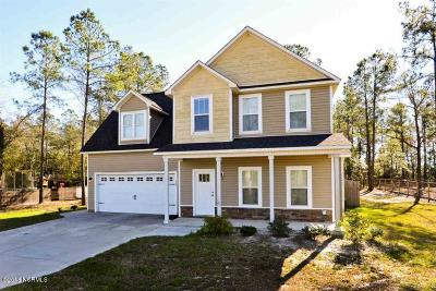 Richlands Single Family Home For Sale: 265 Luther Banks Road