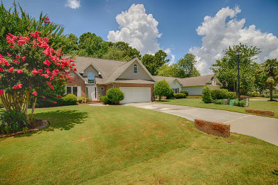 Sneads Ferry Single Family Home For Sale: 1105 Mill Run Road