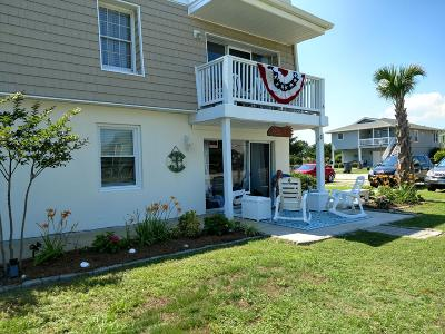 Holden Beach Condo/Townhouse For Sale: 298 Ocean Boulevard W #107 (6)