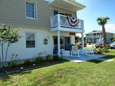 Holden Beach Condo/Townhouse For Sale: 298 Ocean Boulevard W #107 (6)