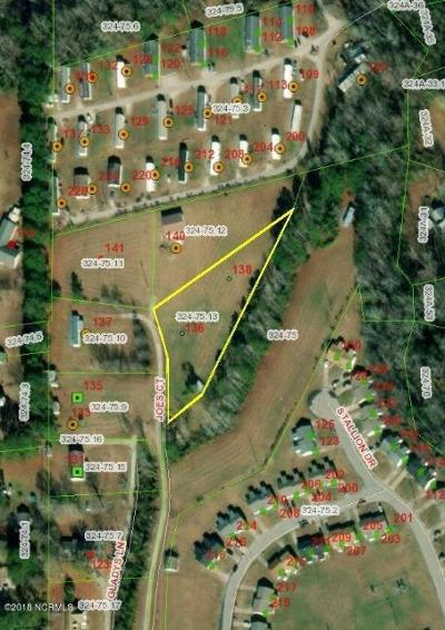 Jacksonville Residential Lots & Land For Sale: 136 Joes Court