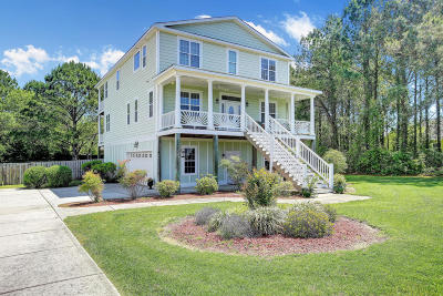 Hampstead Single Family Home For Sale: 123 Cove Side Lane