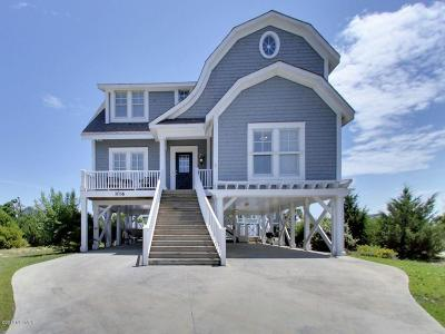 Holden Beach Single Family Home For Sale: 1036 Tide Ridge Drive