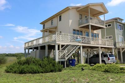 Holden Beach Single Family Home For Sale: 602 Ocean Boulevard W